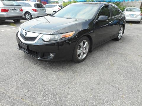 2010 Acura TSX for sale in Waterbury, CT