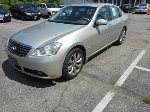 2007 Infiniti M35 for sale in Waterbury, CT