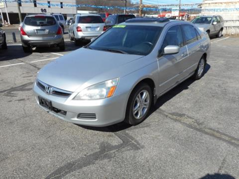 2007 Honda Accord for sale in Waterbury, CT