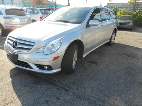 2008 Mercedes-Benz R-Class for sale in Waterbury CT