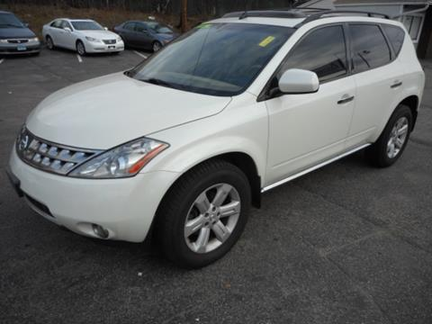 2006 Nissan Murano for sale in Waterbury CT