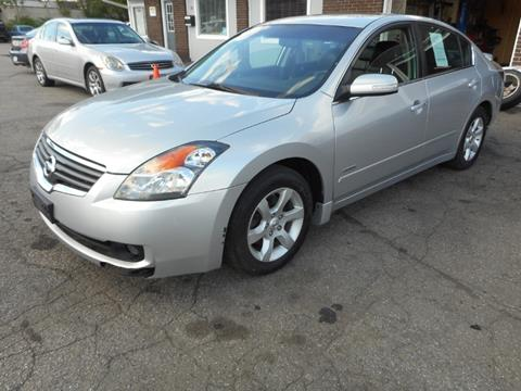 2008 Nissan Altima Hybrid for sale in Waterbury CT