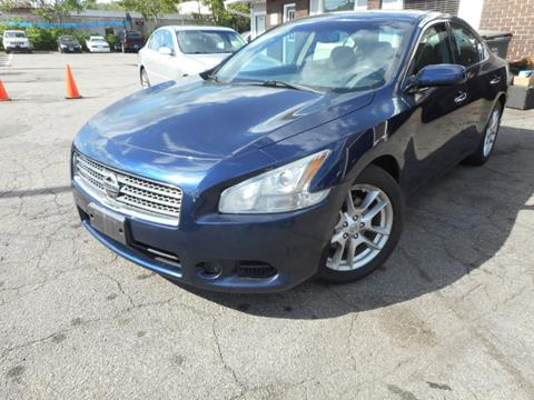 2009 Nissan Maxima for sale in Waterbury, CT