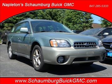 2003 Subaru Outback for sale in Schaumburg, IL
