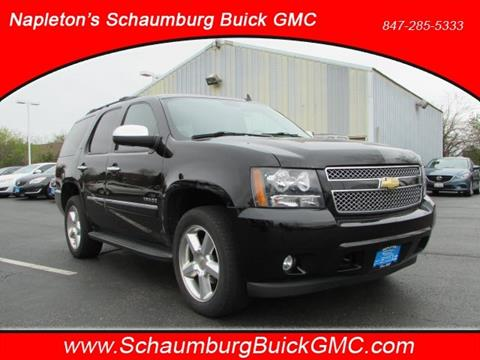 2010 Chevrolet Tahoe for sale in Schaumburg IL