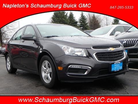 2015 Chevrolet Cruze for sale in Schaumburg IL