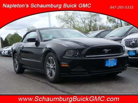 2014 Ford Mustang for sale in Schaumburg IL