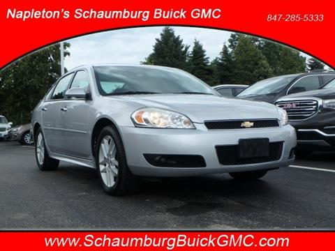 2012 Chevrolet Impala for sale in Schaumburg IL