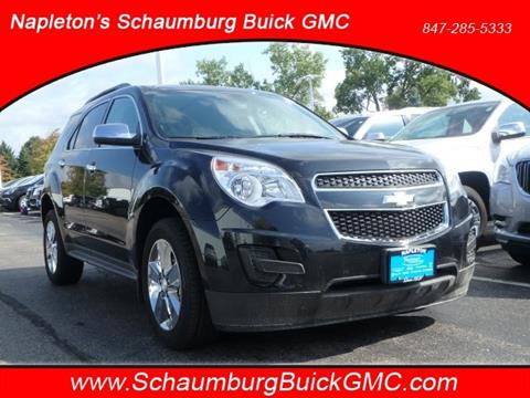 2015 Chevrolet Equinox for sale in Schaumburg IL