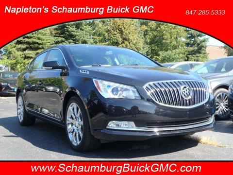 2014 Buick LaCrosse for sale in Schaumburg IL