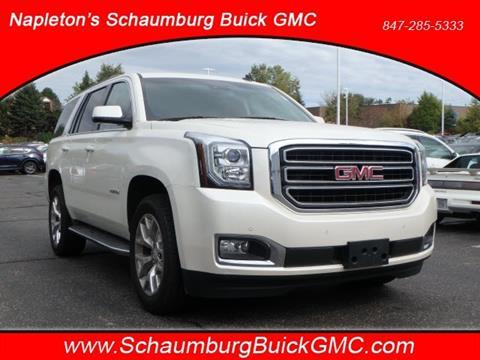 2015 GMC Yukon for sale in Schaumburg IL