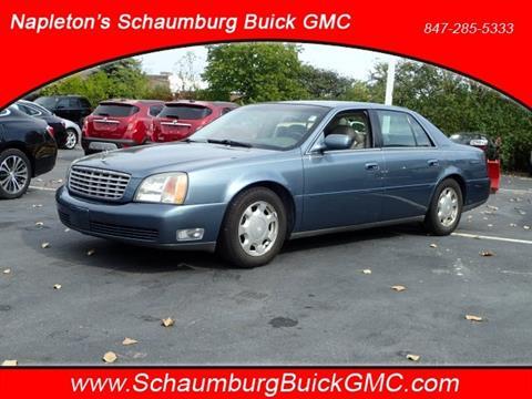 2000 Cadillac DeVille for sale in Schaumburg IL