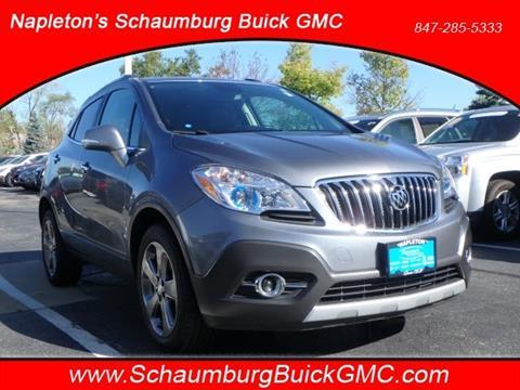 2014 Buick Encore for sale in Schaumburg IL