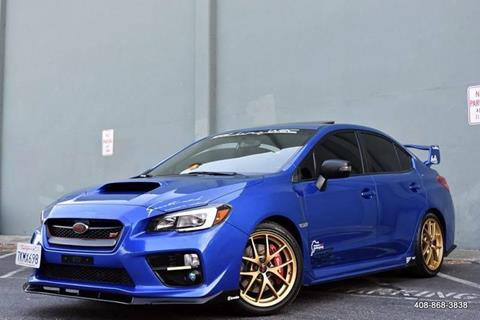 2015 Subaru WRX for sale in Santa Clara, CA