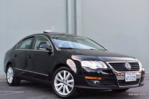 2010 Volkswagen Passat for sale in Santa Clara, CA