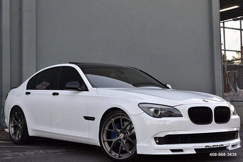 2011 BMW 7 Series for sale in Santa Clara, CA