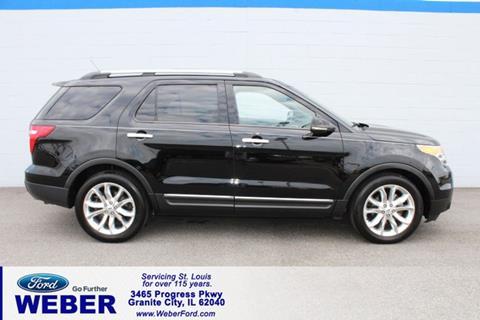 2012 Ford Explorer for sale in Granite City, IL