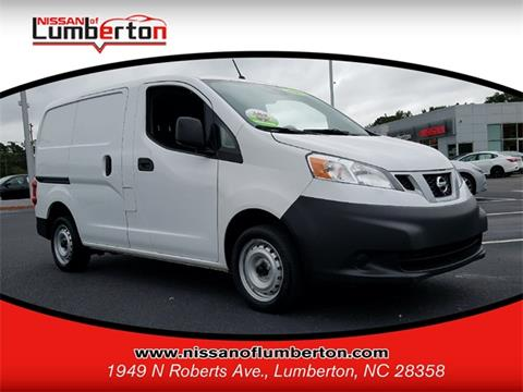 2016 Nissan NV200 for sale in Lumberton, NC