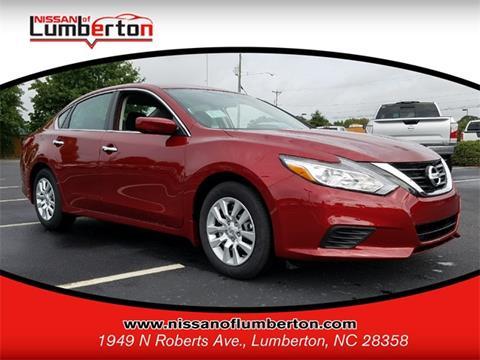 2018 Nissan Altima for sale in Lumberton, NC