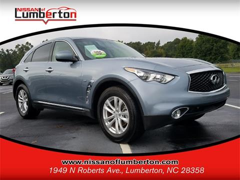 2017 Infiniti QX70 for sale in Lumberton, NC