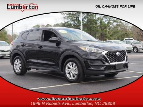 2019 Hyundai Tucson SE for sale at Nissan of Lumberton in Lumberton NC