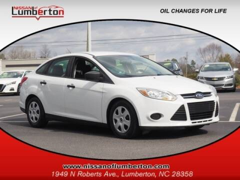 2014 Ford Focus S for sale at Nissan of Lumberton in Lumberton NC