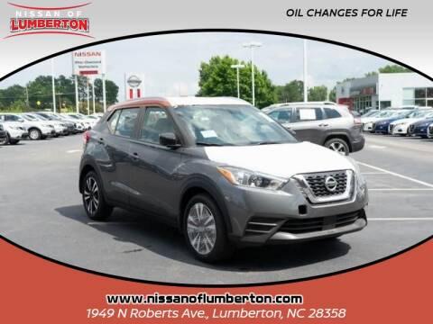 2020 Nissan Kicks for sale at Nissan of Lumberton in Lumberton NC