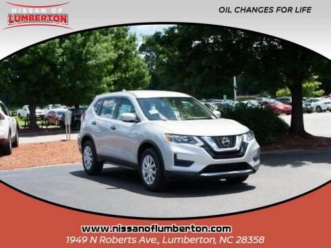 2020 Nissan Rogue for sale at Nissan of Lumberton in Lumberton NC