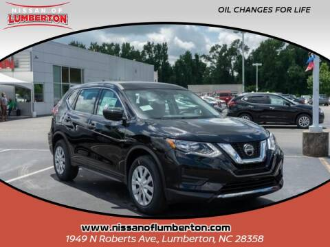 2020 Nissan Rogue for sale at Nissan of Lumberton in Lumberton NC