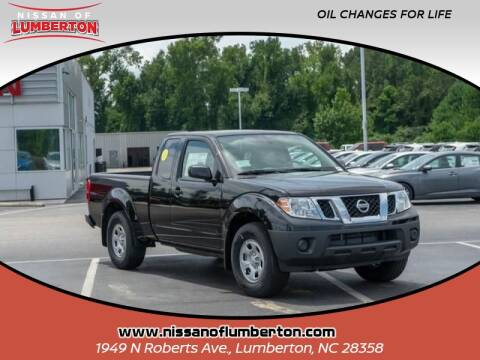 2020 Nissan Frontier for sale at Nissan of Lumberton in Lumberton NC