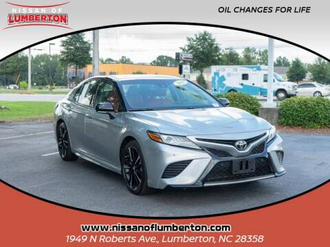 2018 Toyota Camry for sale at Nissan of Lumberton in Lumberton NC