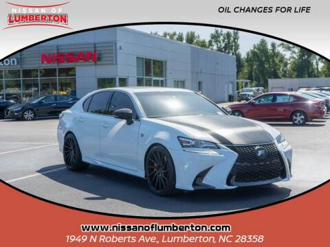 2018 Lexus GS 350 for sale at Nissan of Lumberton in Lumberton NC
