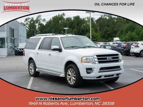 2017 Ford Expedition EL for sale at Nissan of Lumberton in Lumberton NC