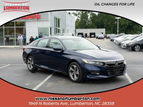 2019 Honda Accord for sale at Nissan of Lumberton in Lumberton NC