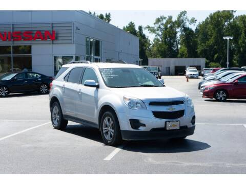 2015 Chevrolet Equinox for sale at Nissan of Lumberton in Lumberton NC