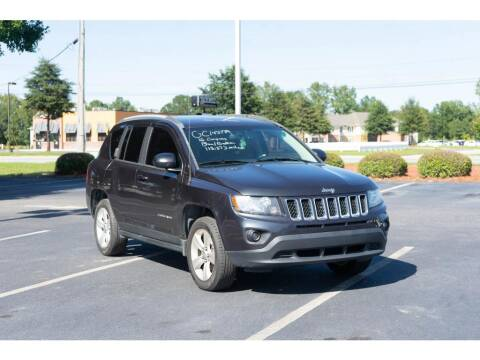 2016 Jeep Compass for sale at Nissan of Lumberton in Lumberton NC