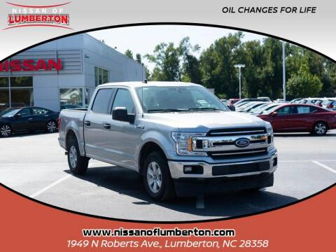 2020 Ford F-150 for sale at Nissan of Lumberton in Lumberton NC