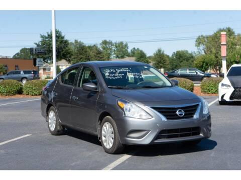 2016 Nissan Versa for sale at Nissan of Lumberton in Lumberton NC