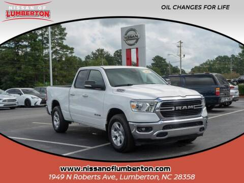 2020 RAM Ram Pickup 1500 for sale at Nissan of Lumberton in Lumberton NC