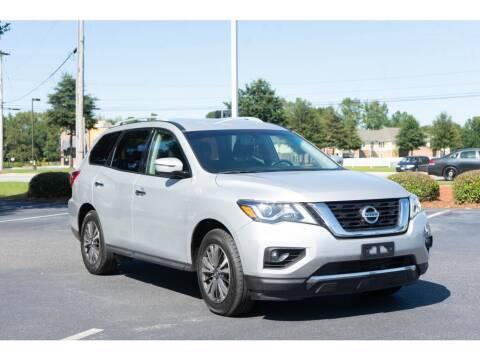 2019 Nissan Pathfinder for sale at Nissan of Lumberton in Lumberton NC