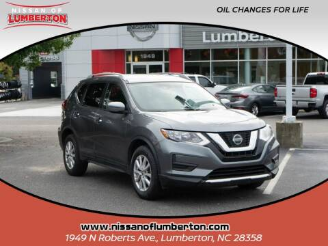 2019 Nissan Rogue for sale at Nissan of Lumberton in Lumberton NC