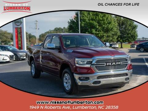 2020 RAM Ram Pickup 1500 for sale at Nissan of Lumberton in Lumberton NC
