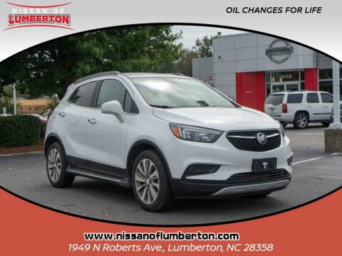 2019 Buick Encore for sale at Nissan of Lumberton in Lumberton NC