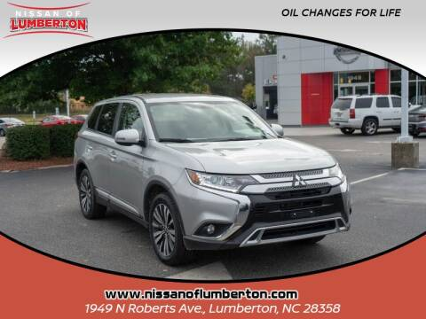2019 Mitsubishi Outlander for sale at Nissan of Lumberton in Lumberton NC