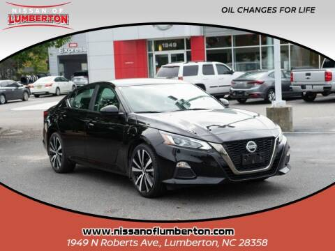 2020 Nissan Altima for sale at Nissan of Lumberton in Lumberton NC