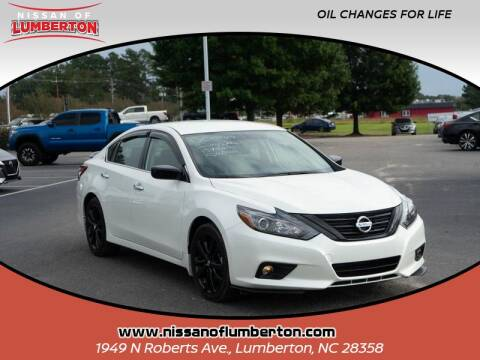 2018 Nissan Altima for sale at Nissan of Lumberton in Lumberton NC