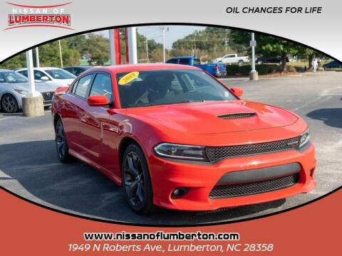 2019 Dodge Charger for sale at Nissan of Lumberton in Lumberton NC