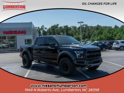 2017 Ford F-150 for sale at Nissan of Lumberton in Lumberton NC