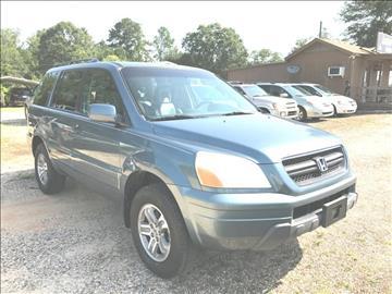 2005 Honda Pilot for sale in Laurel, MS