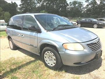 2004 Chrysler Town and Country for sale in Laurel, MS